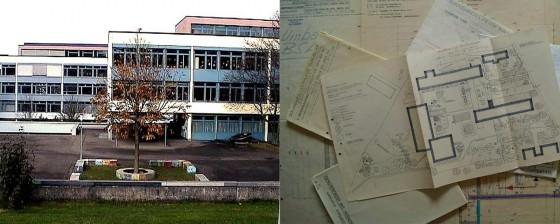 Planfrei - Grundriss-Digitalisierung Schulhaus